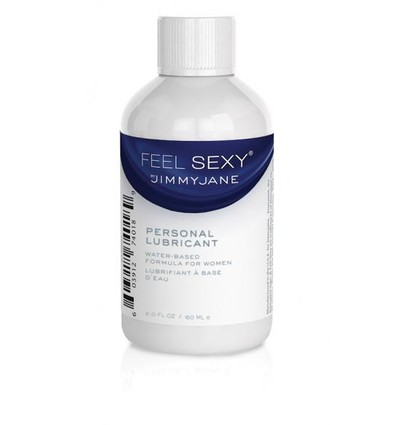 Jimmyjane Feel Sexy Personal Lubricant Water Based 2oz