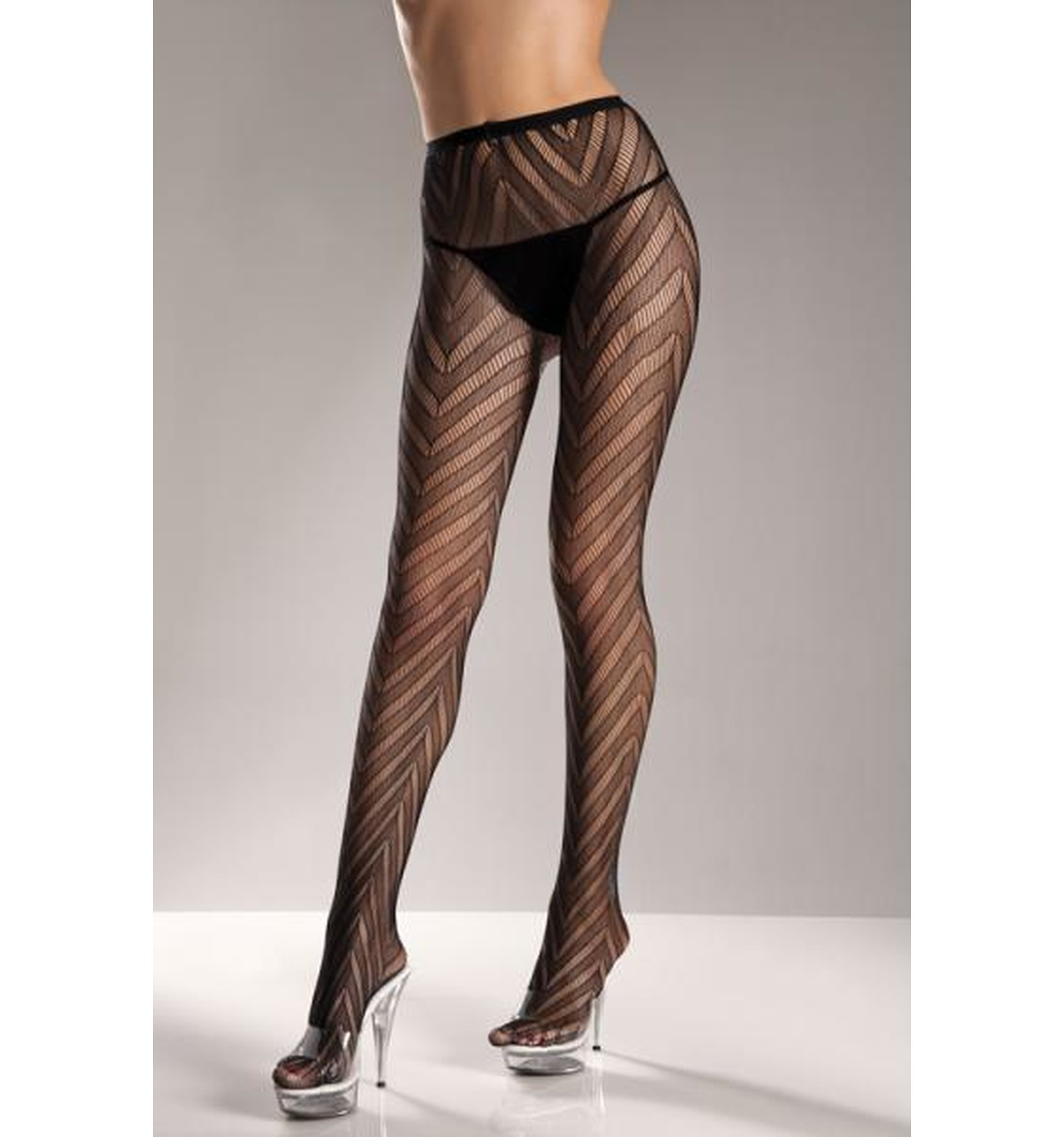 Wedding lace pantyhose in queen size